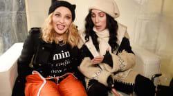 Cher nos recuerda cuán mal le cae Madonna en el programa de Ellen