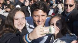 Trudeau Shuts Down Talk Of Snap Fall