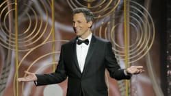 L'humoriste qui présentait les Golden Globes n'a pas retenu ses coups contre
