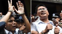 Condannati a 7 anni i due giornalisti che documentavano il genocidio