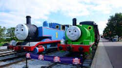 Thomas The Tank Engine Gets A Makeover -- And Two New Female