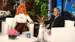 Nicki Minaj Reveals Surprising Detail About Her Love Life To Ellen