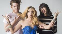 Humour, drag queen et... Céline