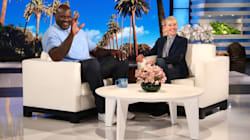 Shaquille O'Neal Tells Ellen DeGeneres How He Invested In Google Early