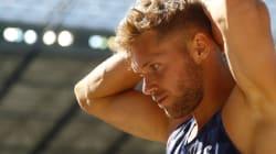 Grosse déception pour Kevin Mayer qui abandonne le décathlon aux Championnats