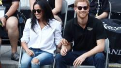 Il principe Harry e la fidanzata Meghan fotografati per la prima volta in
