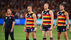 The Crows Staring Down Opponents During The Anthem Is Not A