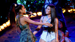 Ariana Grande Previews New Song With Nicki