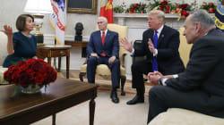 Trump prêt à paralyser le gouvernement pour son