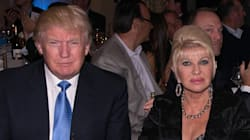 Ivana Trump Says Donald's Not Racist, Just