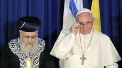 Il rabbino capo d'Israele ha chiamato i neri