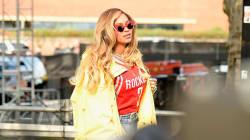 Beyoncé chante en trois langues pour les victimes de catastrophes