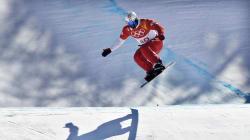 Baptiste Brochu se blesse à l'entraînement, voit son rêve olympique