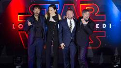 La fuerza de 'Star Wars: Los últimos Jedi' llegó a