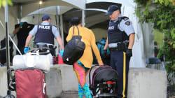 Ottawa compensera les résidants du chemin