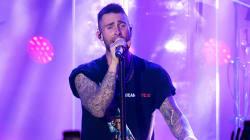 Confirmado: Maroon 5 se presentará en el medio tiempo del Super