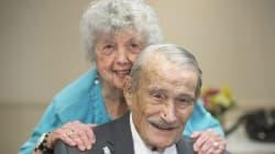 20 centenaires dans la même résidence: l'événement est