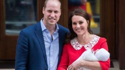 La data scelta per il battesimo del principe Louis è un tenero omaggio alla