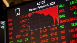 El lunes negro del Dow Jones amenaza con infectar toda la semana