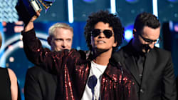 Grammy Awards: le triomphe de Bruno