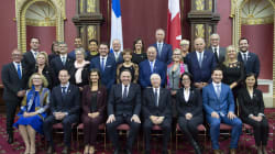 BLOGUE Conseil des ministres: des valeurs sûres et des