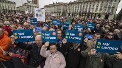 Torino, la piazza, il Tav: chi