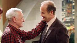 Kelsey Grammer On TV Dad John Mahoney: 'He Was My