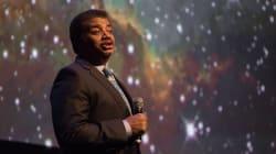 Voici le message sobre de l'astrophysicien Neil deGrasse Tyson pour le Jour de la