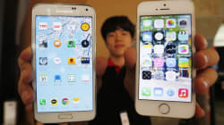 Apple y Samsung se enfrentan otra vez en nuevo juicio... sí, por el