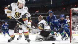 Le hockey a connu des débuts modestes il y a 100