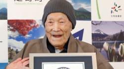 El hombre más longevo del mundo muere en Japón a los 113