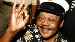 Pionero del rock Fats Domino muere a los 89