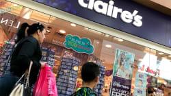 Une ancienne employée de Claire's dénonce une politique «cruelle» de perçage des