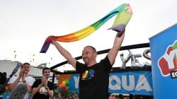 Australia da un paso importante hacia la legalización del matrimonio