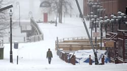 Eastern, Central Canada Smacked By Winter Double