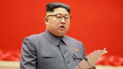 Kim Jong-Un assure avoir le bouton de lancement nucléaire sur son