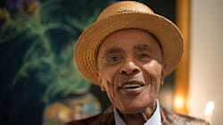 Jon Hendricks, l'un des pionniers du jazz vocal, est