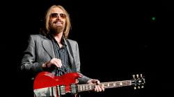 Le rocker Tom Petty est