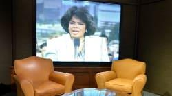 'Watching Oprah,' A New Smithsonian Exhibit, Is Like Watching