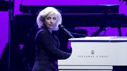 Lady Gaga a un drôle