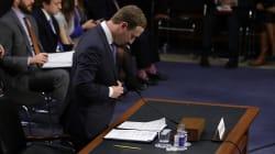 Ce que Mark Zuckerberg avait prévu de dire, mais n'a même pas eu