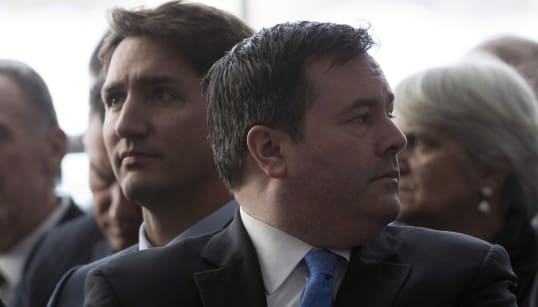 With Kenney's Win In Alberta, Trudeau Loses An Ally But Gains An