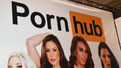 Pornhub apre a Milano il primo temporary shop per soddisfare