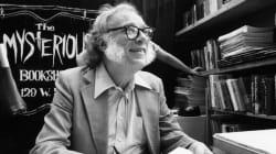 Il y a 35 ans, les prédictions d'Isaac Asimov pour