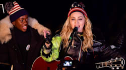 Madonna annonce son nouvel album avec une vidéo sur
