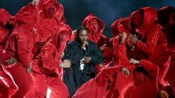 Grammy Awards: la performance percutante et lourde de sens de Kendrick
