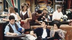 El video que ha hecho a muchos creer que habrá película de 'Friends' este