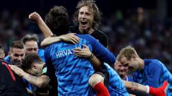 Coupe du monde: la Croatie élimine le