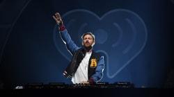 El emotivo homenaje del DJ David Guetta a