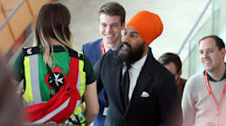 Jagmeet Singh Value-Signals His Way Toward NDP
